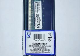 DDR4 4gb PC ramı 2400mhz