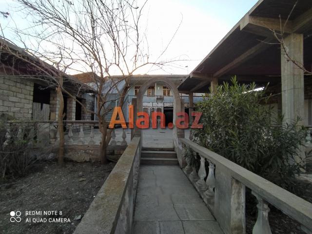 Bakıxanov qəsəbəsi.