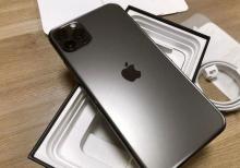 Apple iPhone 11 Pro max/space Grey/256gb