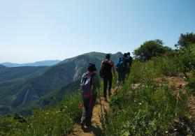 İsmayıllı Qəndov-Dərə kəndi hiking turu