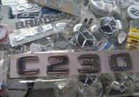 """Mercedes Benz"""" emblem C230"""