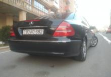Mersedes E240