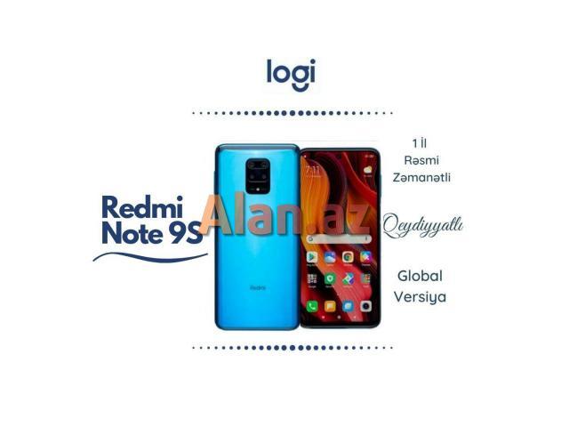 Xiaomi Redmi Note 9S Aurora Blue 4/64GB