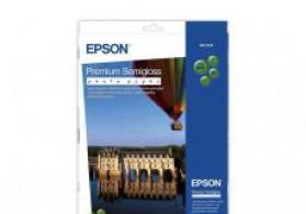 Fotokağız Epson Premium Semigloss Photo Paper A4 20 vərəq