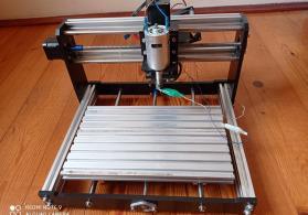 Mini CNC aparati