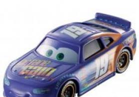 Yarış maşını Mattel Maşınlar 3 Bobbi Svift 1:55 7 sm