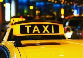 Taksi sürücüsü