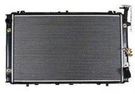 """Nissan Patrol Y60 1987-1997"""" su radiatoru"""