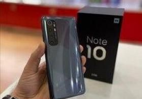 Xiaomi Mi Note 10 Lite Midnight Black 64GB/6GB