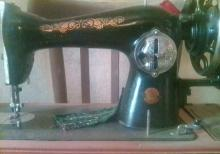 Продаётся  Швейная машина, раритет, ПМЗ имени Калинина Зингер