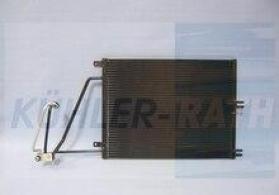 "Opel Vectra B"" kondisioner radiatoru"