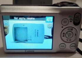 Foto/Video Aparat   CANON  SD 1300
