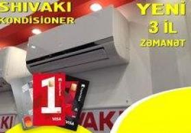 "Kondisioner ""Shivaki 57kvadrat"""