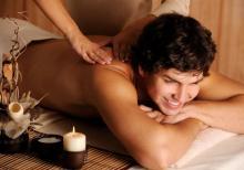 Müalicəvi masaj xidməti