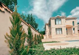 Qəbələdə günlük kirayə villa ev