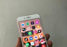 İPhone 8 plus 256 GB