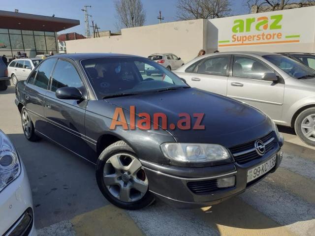 Opel Omega, 2.0 L, 1998 il, 373 000 km