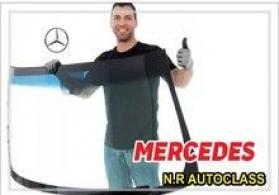 Mercedes şüşələri