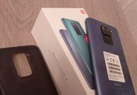 Xiaomi Redmi Note 9 64GB  Midnight Blue