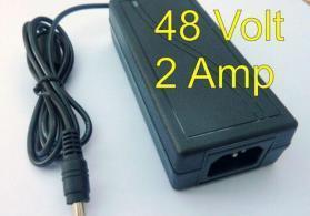 48 volt adapter