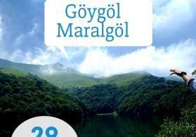 Göygöl - Maralgöl endirimli yay turu