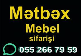 Mətbəx mebeli sifarişi