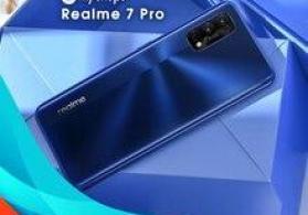 Realme 7 Pro , 8/128GB