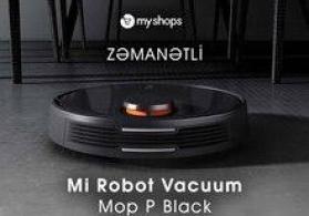 """Tozsoran """"XIAOMI MI Robot Vacuum-Mop P"""""""