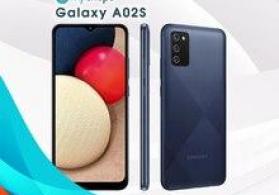Samsung Galaxy A02S Black 32GB/3GB