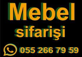 Mətbəx mebeli sifarişləri