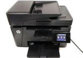"Printer ""HP Laserjet pro MFP M127 fw"""
