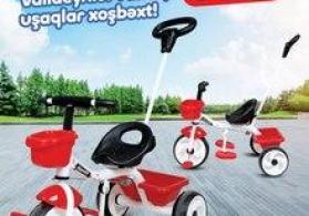 Uşaq velosipedi