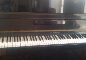 Holstein piano
