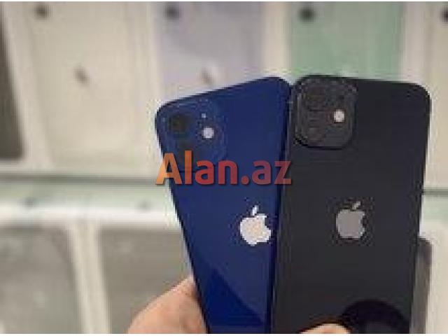 Apple iPhone 12 Mini Blue 64GB/4GB