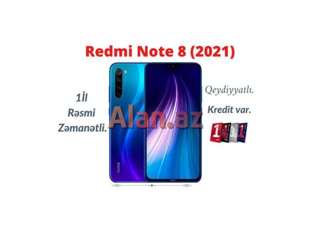 REDMİ NOTE 8 64Gb (2021)