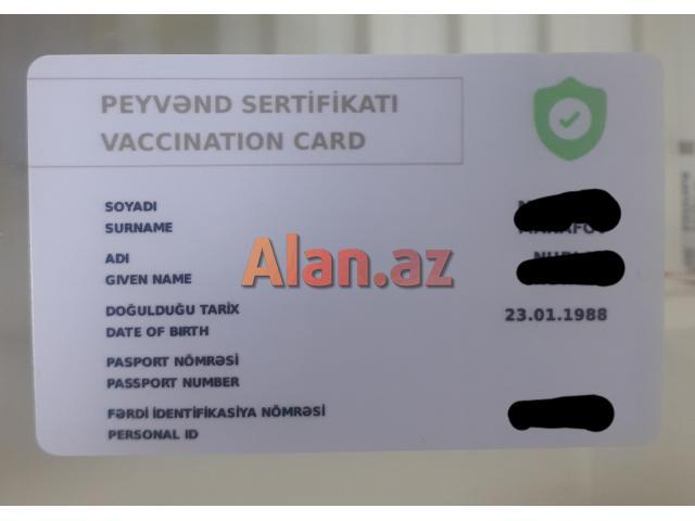 Vaksin pasportu