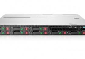 HP DL360e Gen8 server
