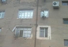Naxçivan seherinde bina evi