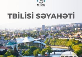 Tibilisi səyahəti