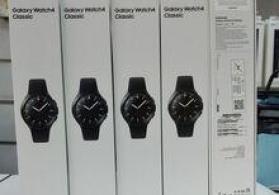 Samsung Galaxy Watch 4 Classic Black