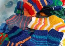 Corablar/носки (носки вязаные: детские, мужские/женские)
