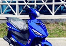moon moped yeni