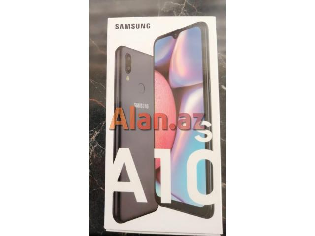 Samsung galaxy A10s 32/gb qara