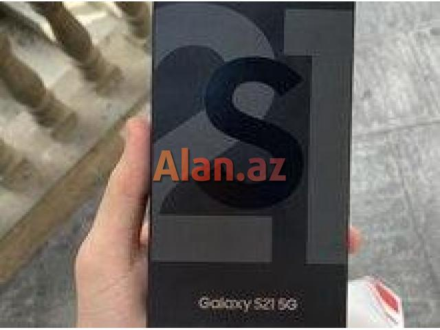Samsung Galaxy S21 5G Phantom Gray 128GB/8GB