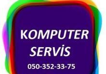 Komputer servis 7/24 xidmətinizdə