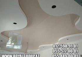 Royalgroup dartma tavan merkezi