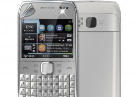Nokia e6 zapcast telefon