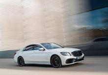 Mercedes-AMG S63 4Matic (W222)