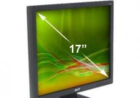 Acer 17- 21 Ekran monitorlar