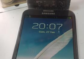 Samsung note 2 telefonu
